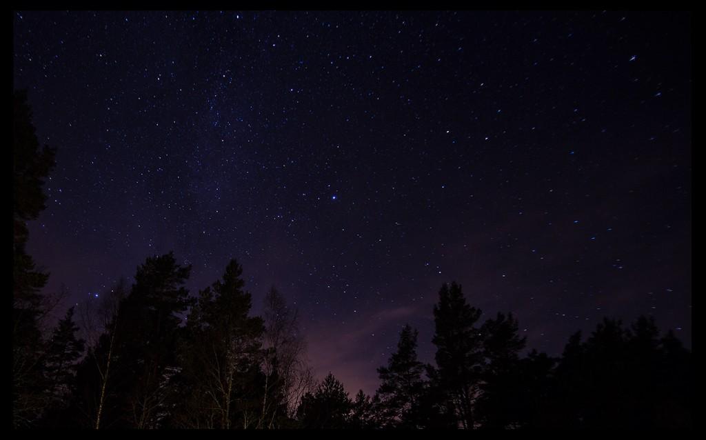 Stjärnklart